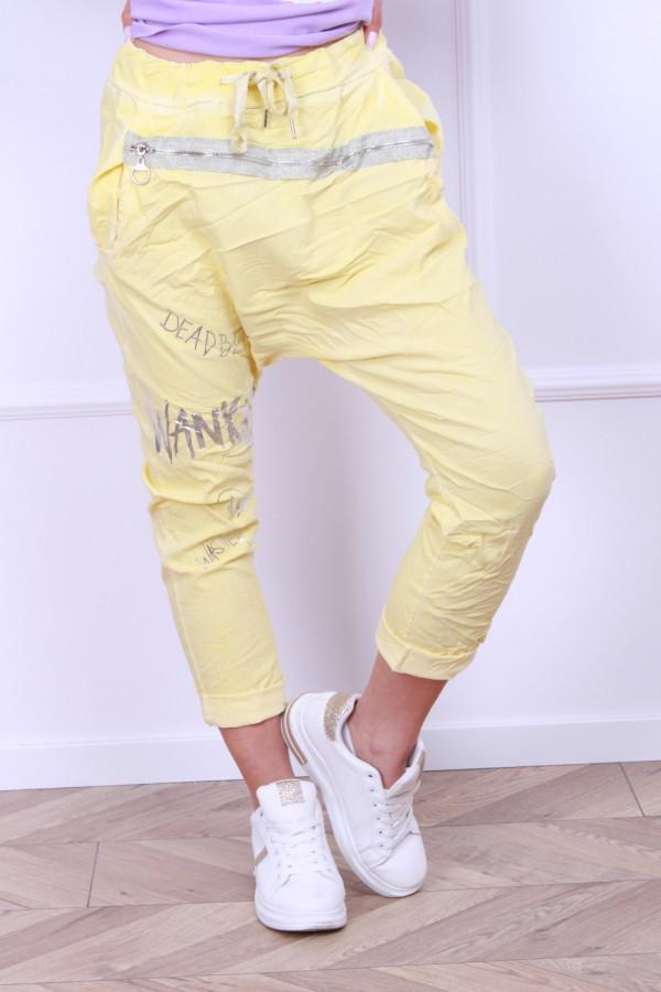 Spodnie z zamkami Eliza 7