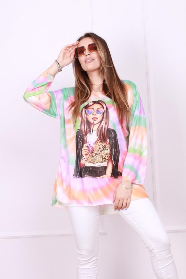 Bluzka fashion