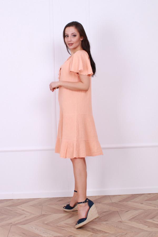 Sukienka muślinowa 1