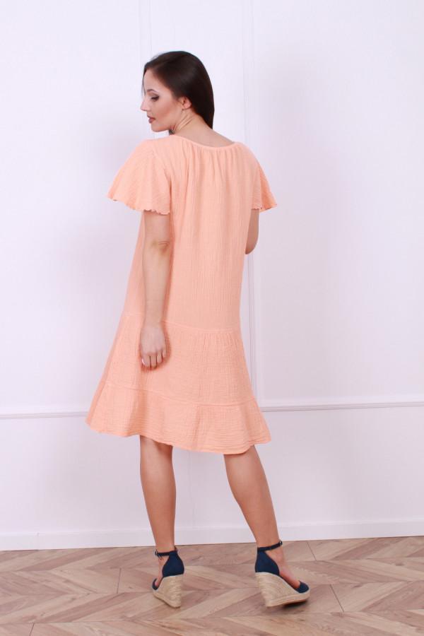 Sukienka muślinowa 2