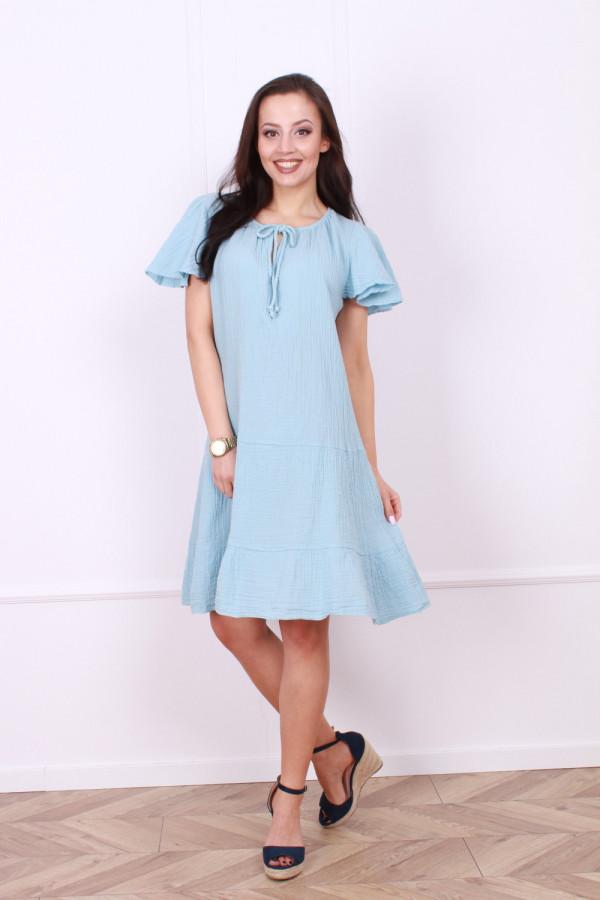 Sukienka muślinowa 4