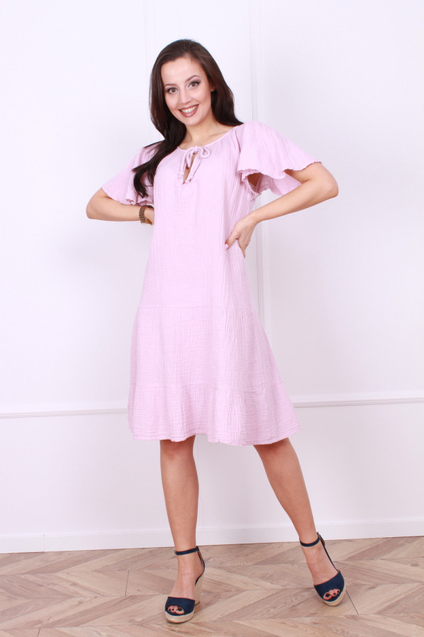 Sukienka muślinowa 6