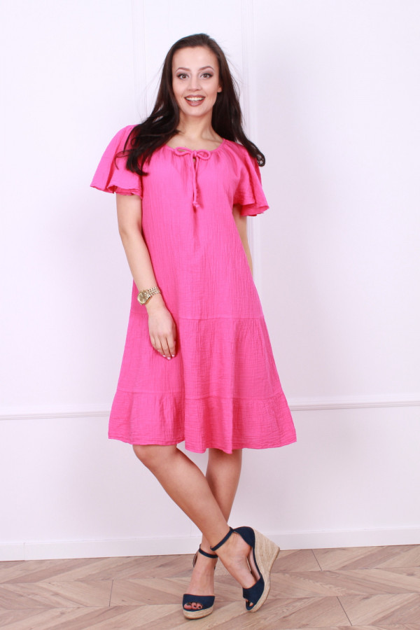 Sukienka muślinowa 7