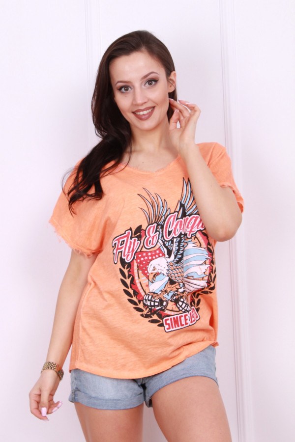 T-shirt Fly 6