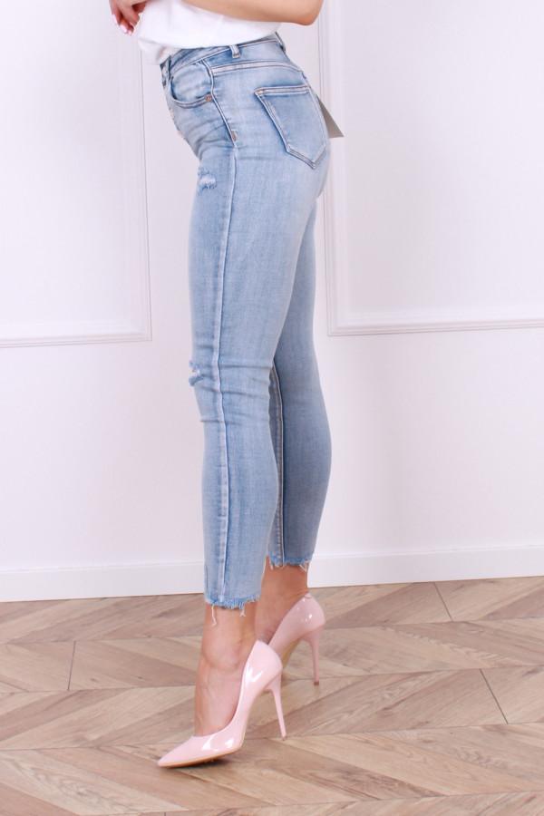 Spodnie jeansowe Amanda 1