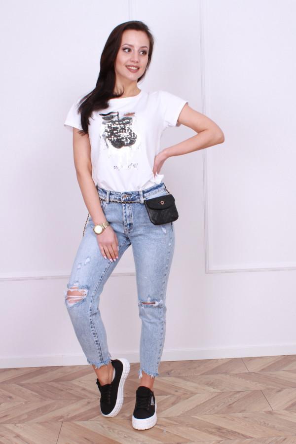 Spodnie jeansowe Matylda