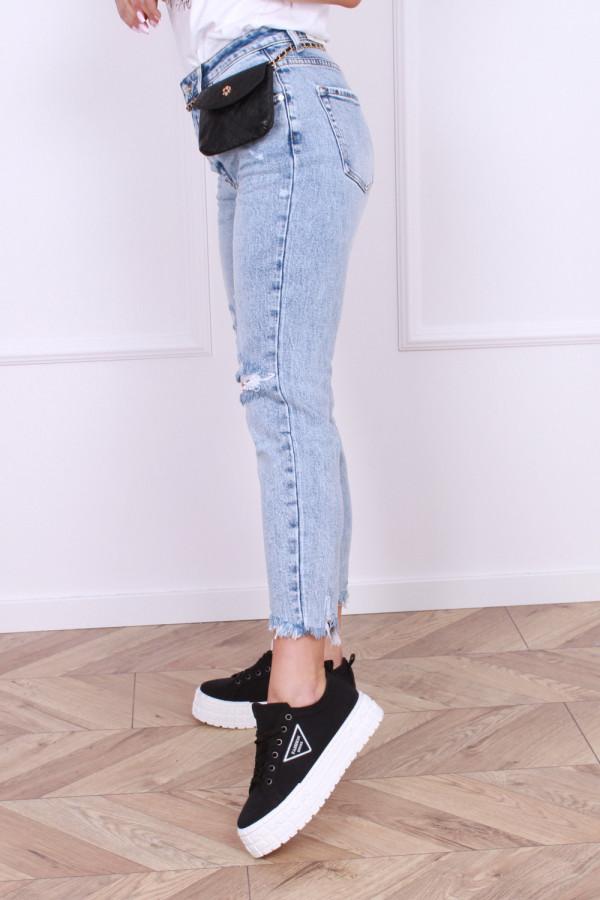 Spodnie jeansowe Matylda 1