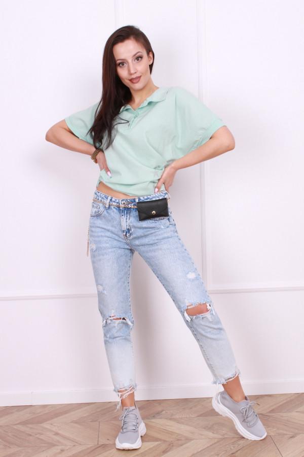 Spodnie jeansowe Marika
