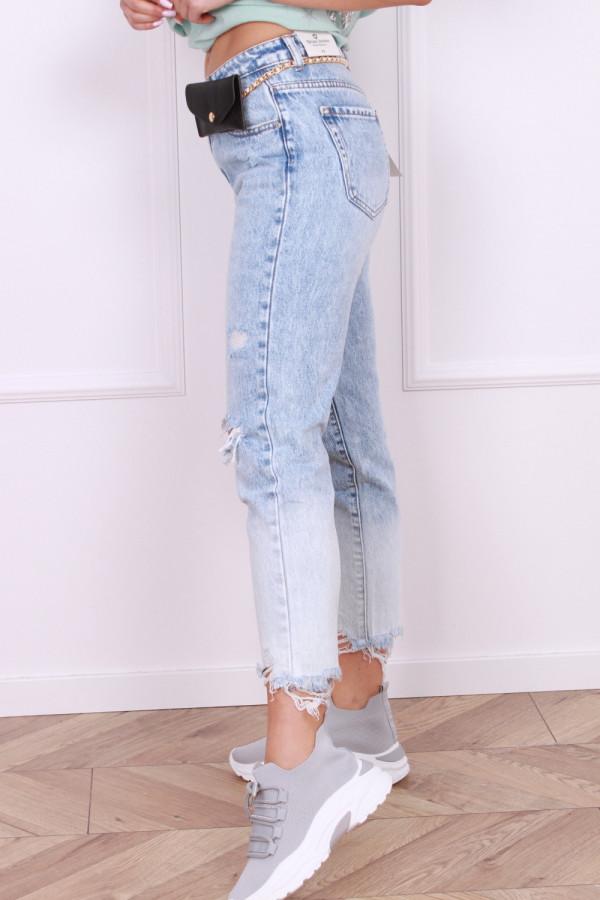 Spodnie jeansowe Marika 1