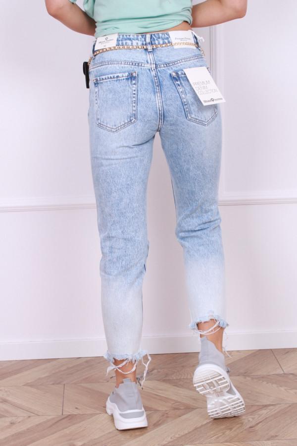 Spodnie jeansowe Marika 2