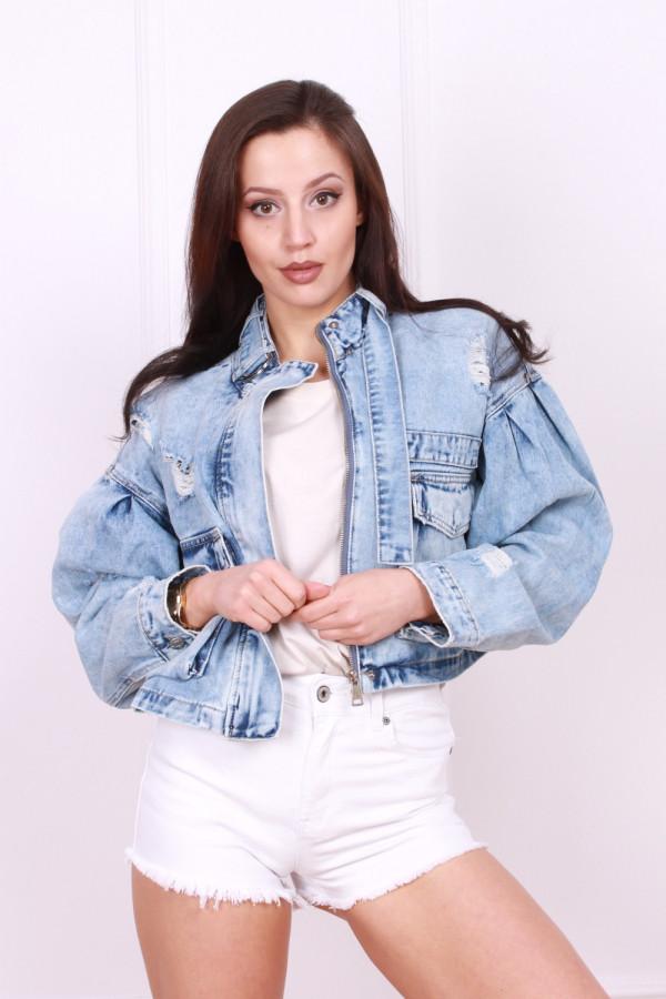 Kurtka jeansowa Marina