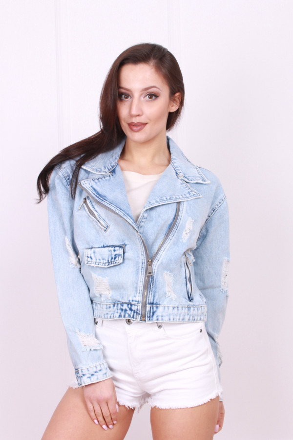 Kurtka jeansowa Amanda