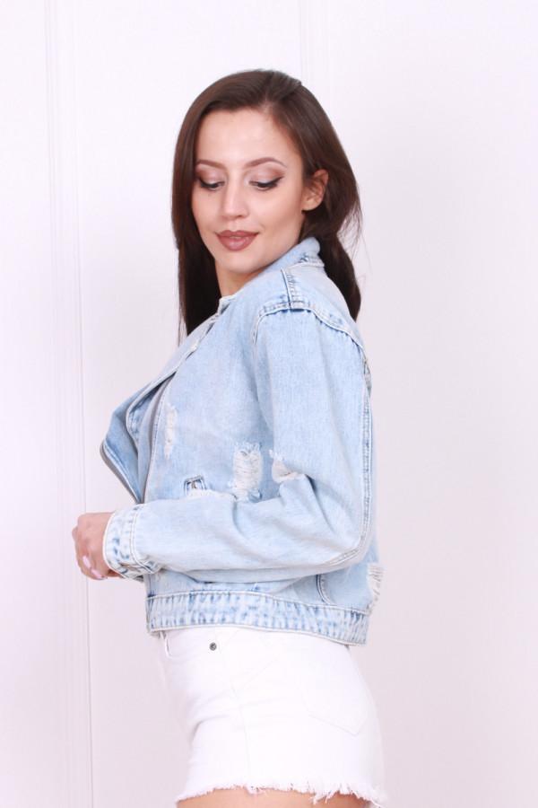 Kurtka jeansowa Amanda 1