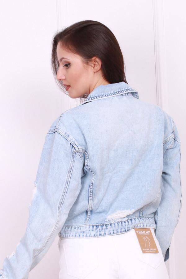 Kurtka jeansowa Amanda 2