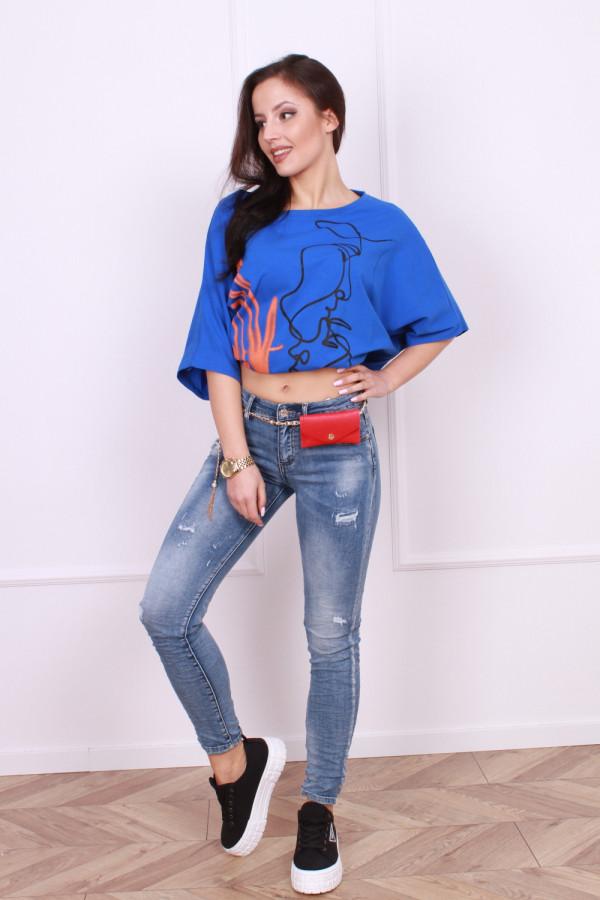 Spodnie jeansowe Elizabeth