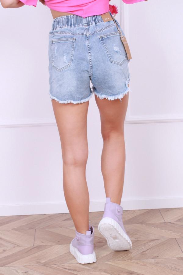 Krótkie spodenki jeansowe Anna 2
