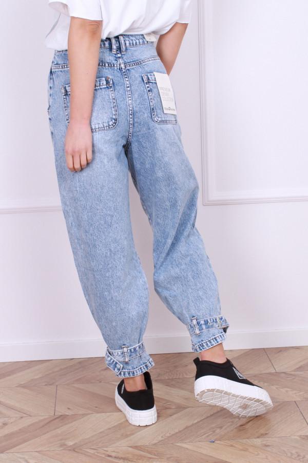 Spodnie jeansowe Street 2