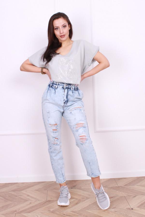 Spodnie jeansowe Malwina