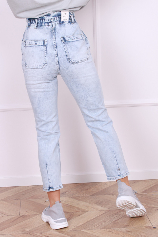 Spodnie jeansowe Malwina 2