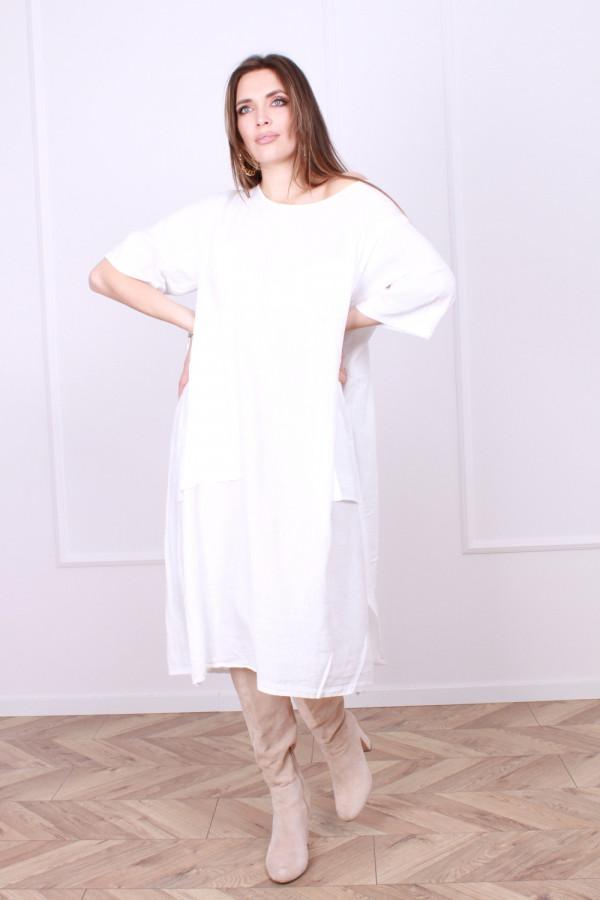 Sukienka lniana Ashley 3
