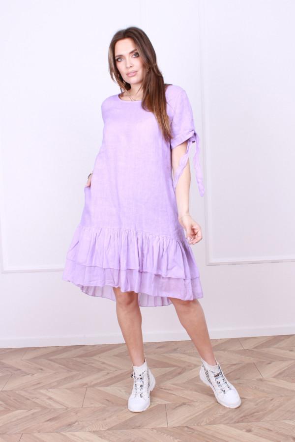 Sukienka lniana Bonna 5