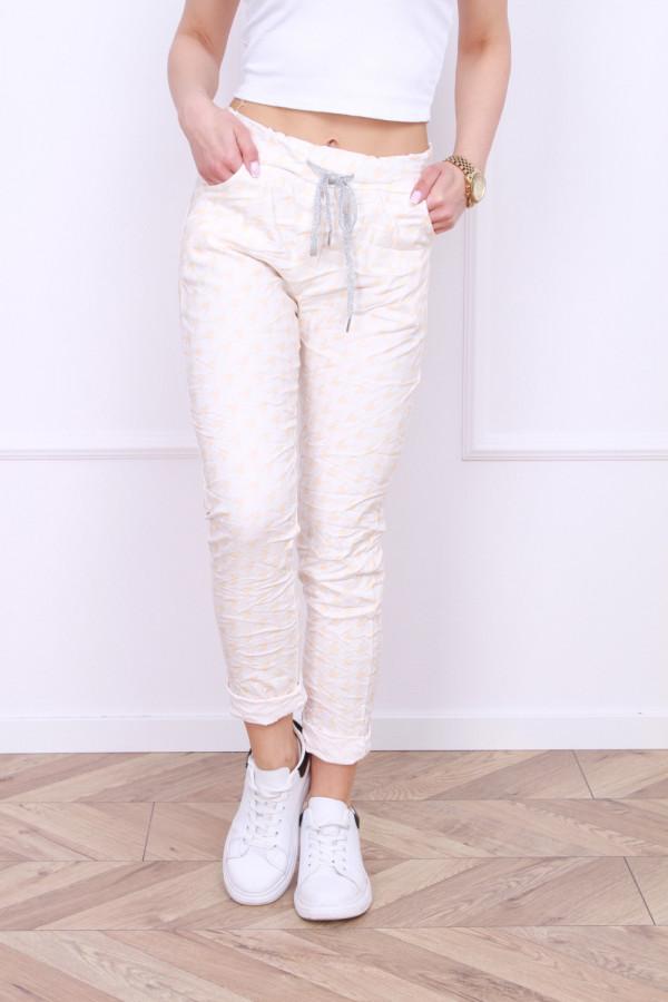 Spodnie w pepitę 4