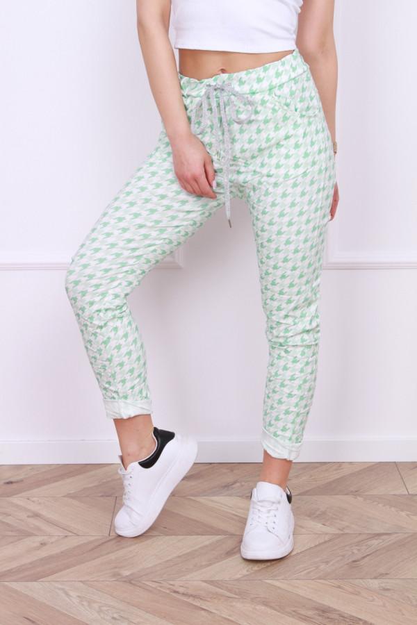 Spodnie w pepitę 7
