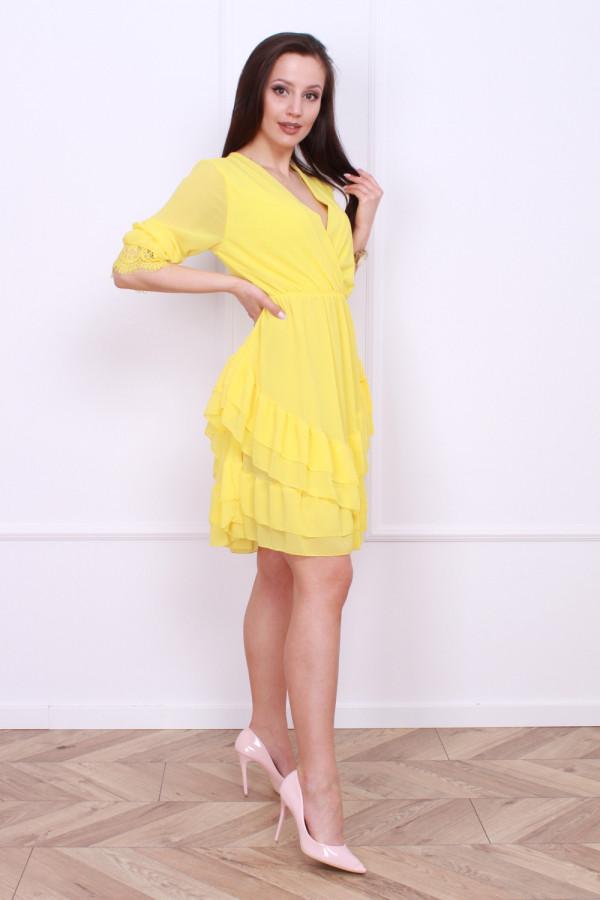 Zwiewna sukienka 1