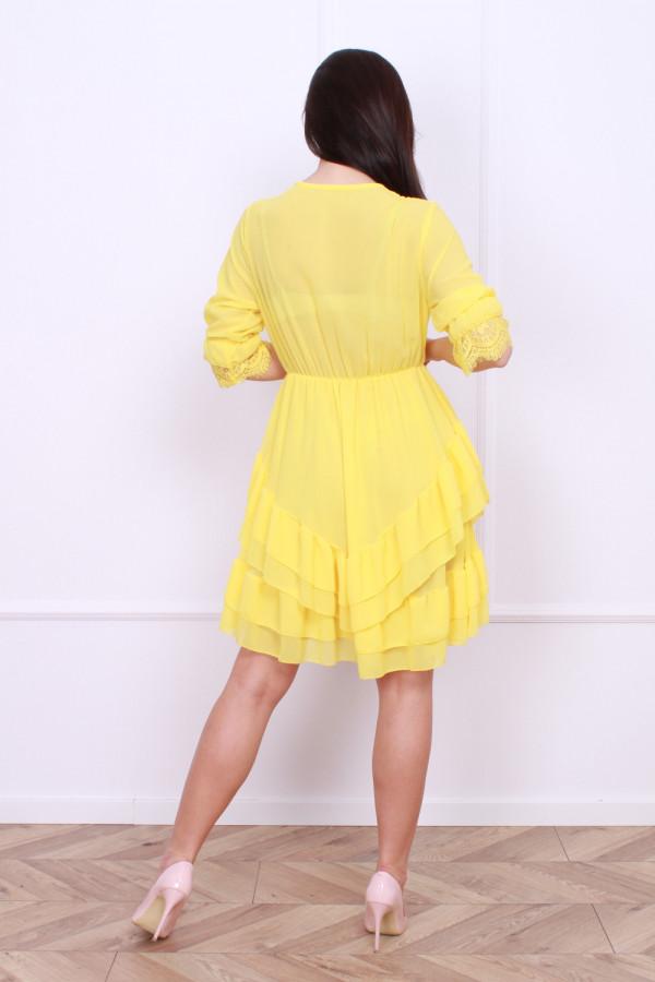 Zwiewna sukienka 2