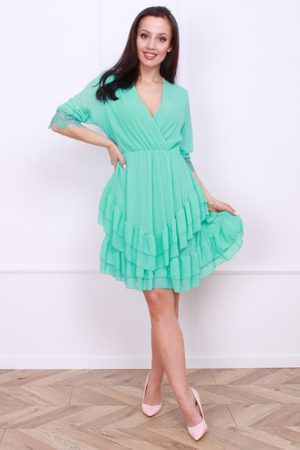 Zwiewna sukienka 4
