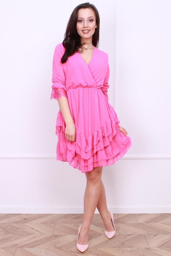 Zwiewna sukienka 5