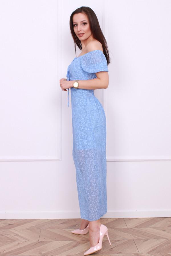 Sukienka w groszki 1