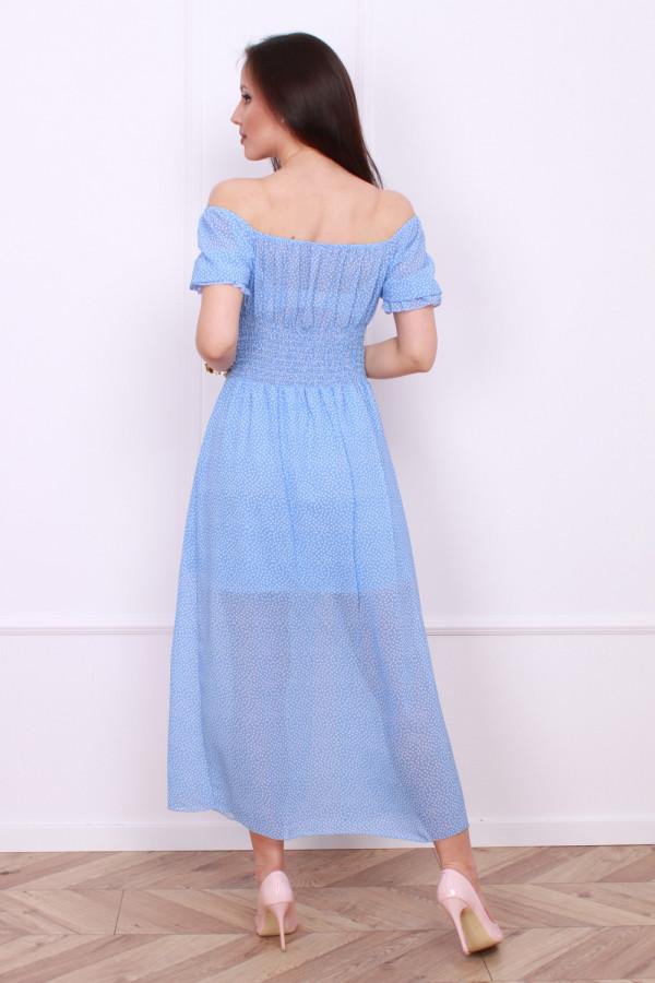 Sukienka w groszki 2