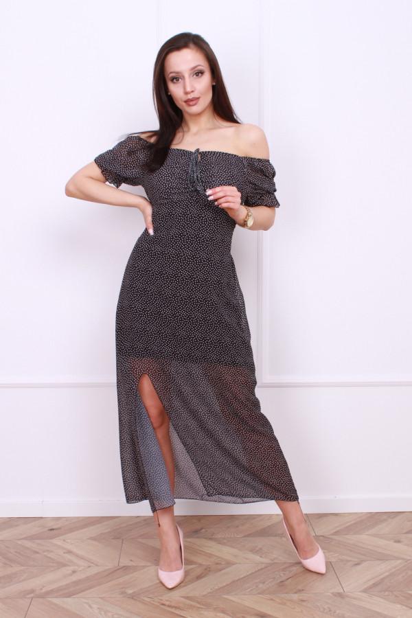 Sukienka w groszki 5