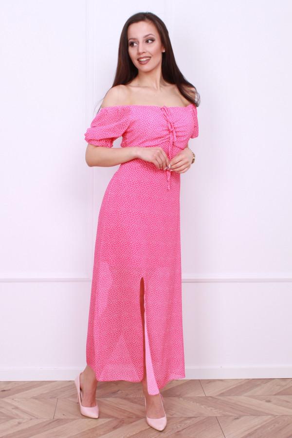 Sukienka w groszki 6