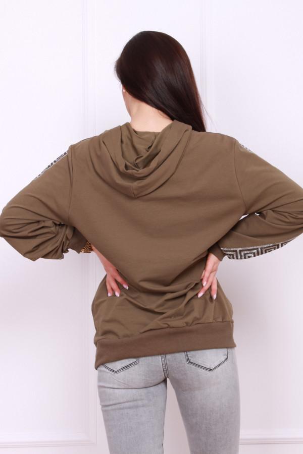 Lekka bluza dresowa 2