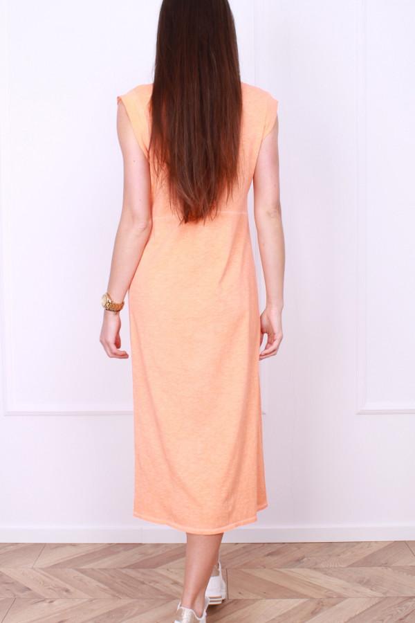 Sukienka z rozporkiem 2