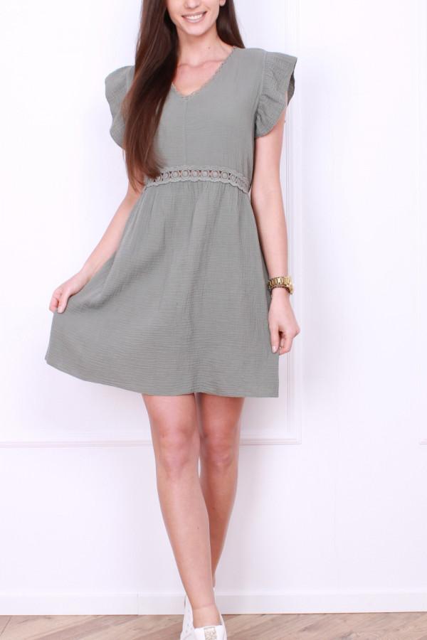 Bawełniana sukienka 3