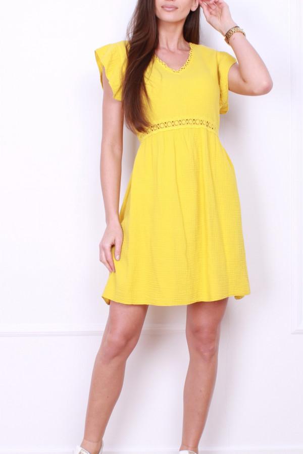 Bawełniana sukienka 4