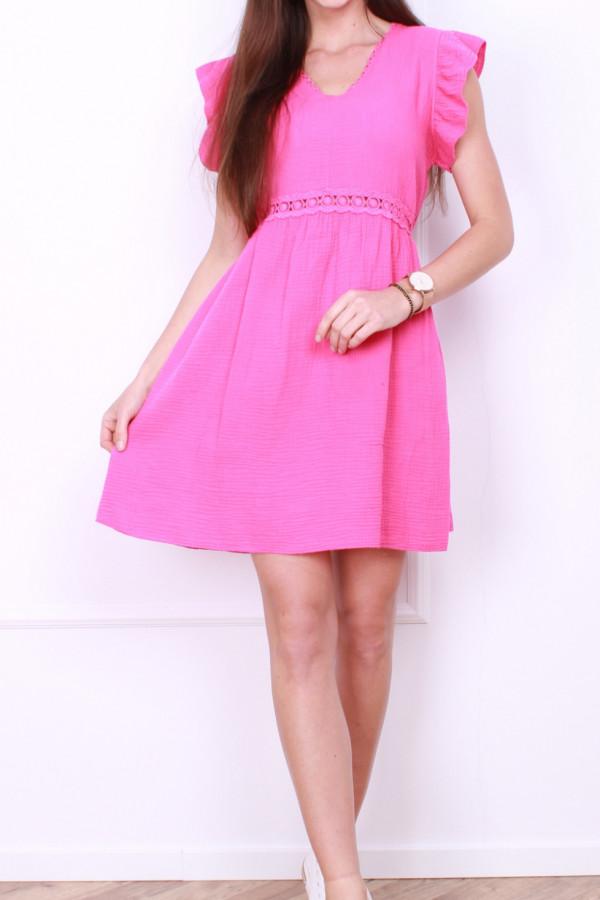 Bawełniana sukienka 6