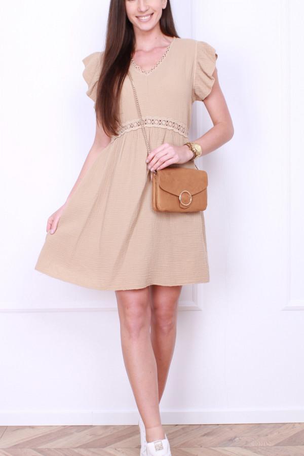 Bawełniana sukienka 7
