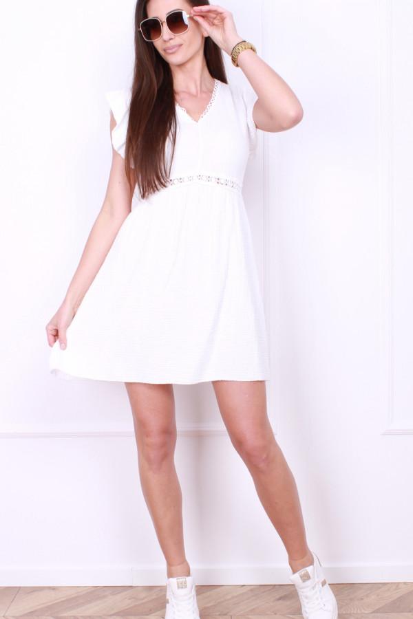 Bawełniana sukienka 8