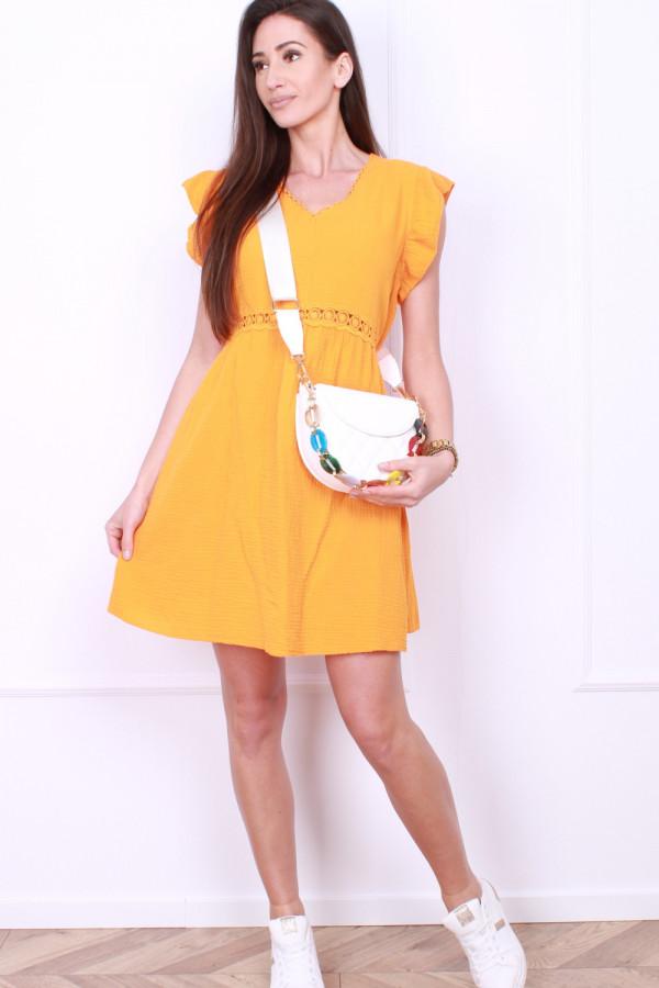 Bawełniana sukienka 9
