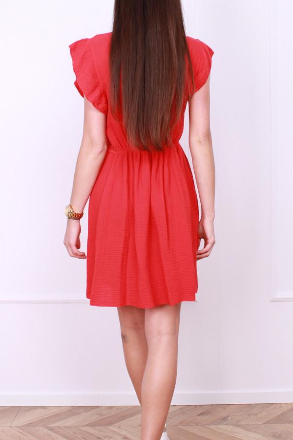 Bawełniana sukienka 2