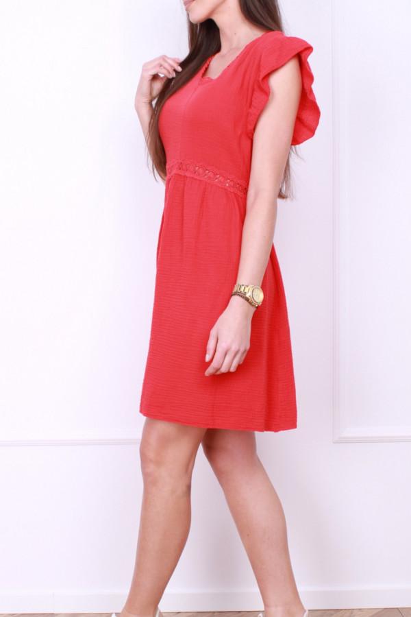 Bawełniana sukienka 1