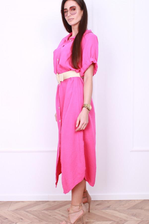 Sukienka z guzikami 1