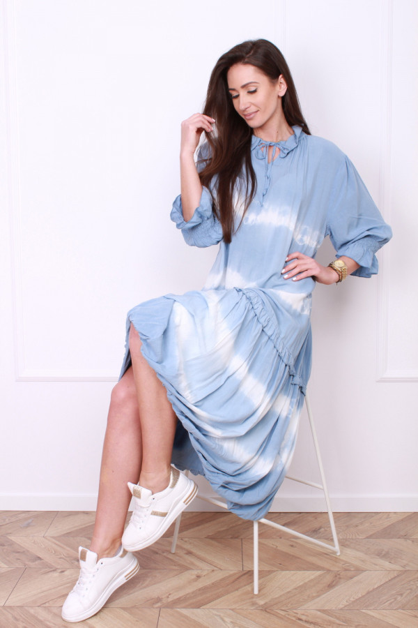 Sukienka długa 5