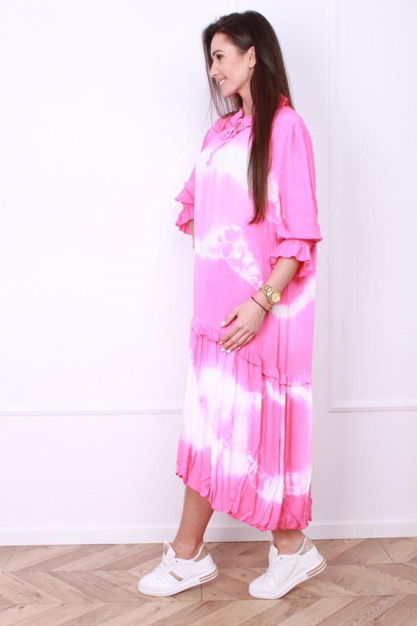 Sukienka długa 1