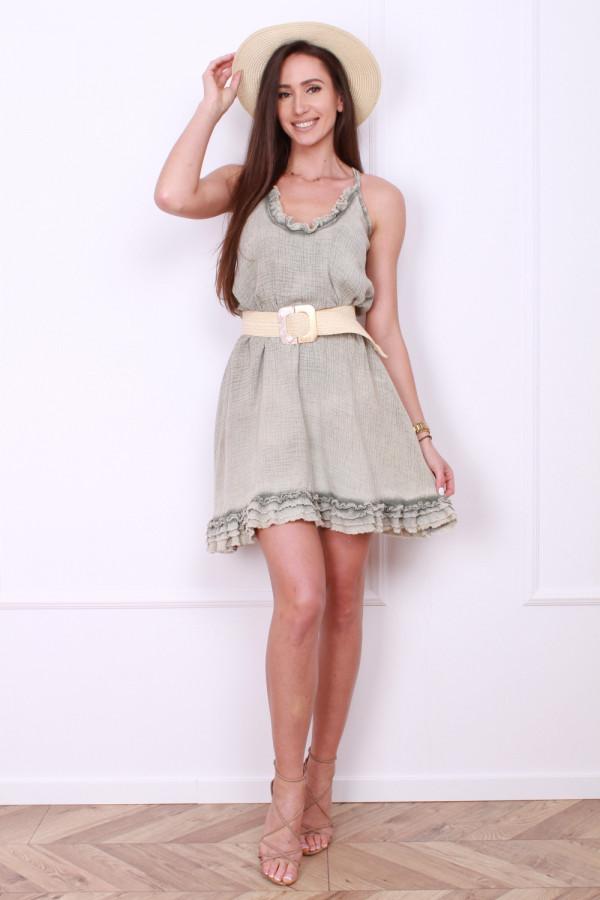 Sukienka na ramiączkach 5
