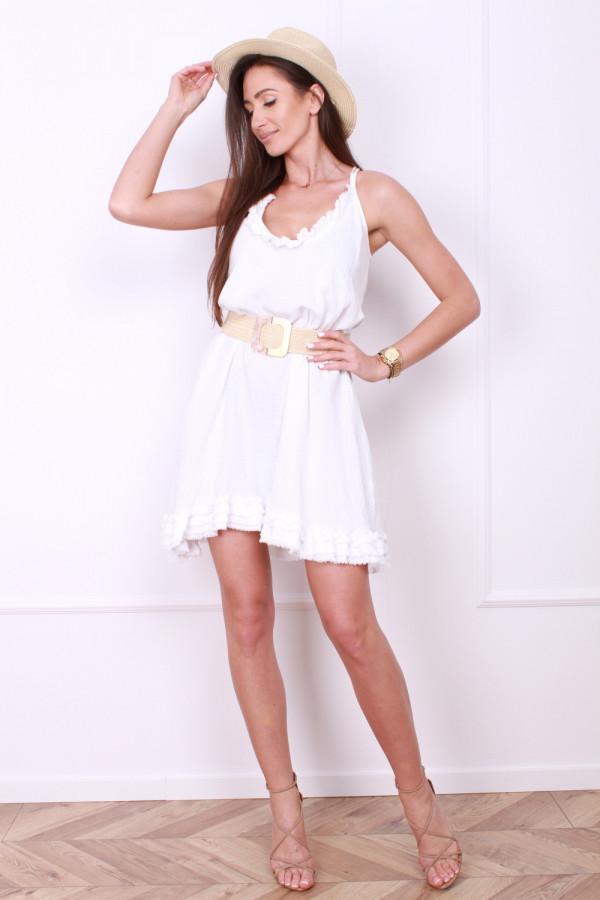 Sukienka na ramiączkach 6